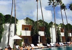 德拉诺南海滩酒店 - 迈阿密海滩 - 游泳池