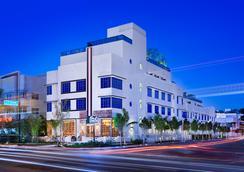盖勒南海滩酒店 - 希尔顿 Curio 精选系列 - 迈阿密海滩 - 建筑