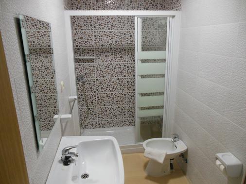 伊姆巴加多酒店 - 阿尔梅利亚 - 浴室