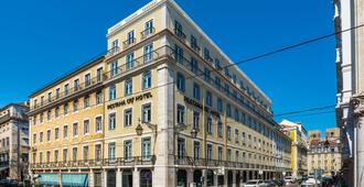 佩斯塔纳CR7里斯本酒店 - 里斯本 - 建筑