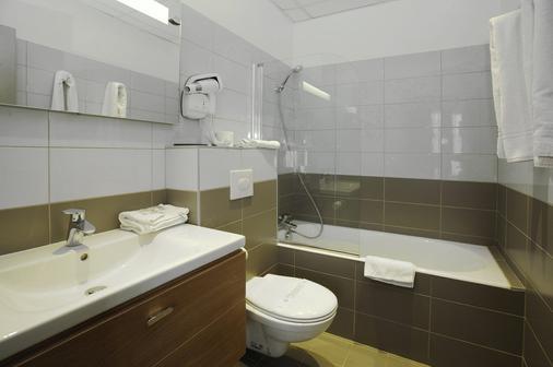 科利雅得阿维尼翁万国宫大殿酒店 - 阿维尼翁 - 浴室