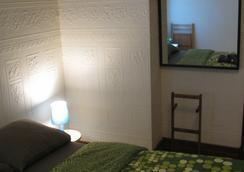 乡村之门拉班兰特尼塔旅馆 - Montreal - 睡房