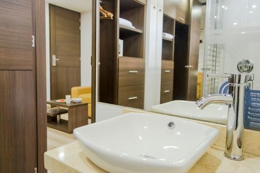 费利亚公寓式酒店 - 波哥大 - 浴室