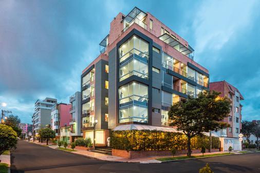 费利亚公寓式酒店 - 波哥大 - 建筑