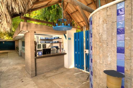 圣拓利尼精品酒店 - 圣玛尔塔 - 户外景观