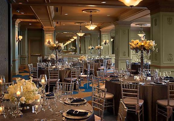 阿尔冈昆签名典藏酒店 - 休斯顿 - 宴会厅