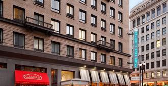 杰德威尔加勒瑞公园酒店 - 旧金山 - 建筑