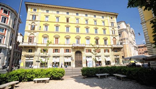 罗马客房&套房旅馆 - 罗马 - 建筑