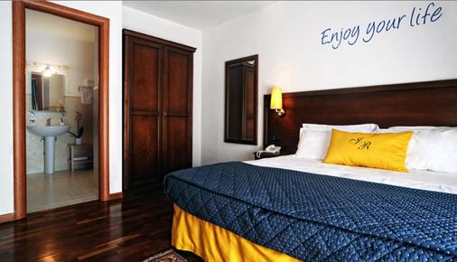 罗马客房&套房旅馆 - 罗马 - 睡房