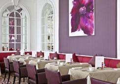 施泰根贝格尔维尔特切尔酒店 - 布鲁塞尔 - 餐馆