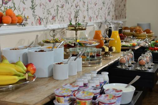 多姆斯特恩酒店 - 科隆 - 自助餐
