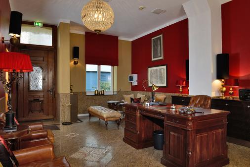 多姆斯特恩酒店 - 科隆 - 大厅