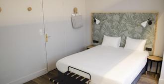 里昂巴赫度提姆酒店 - 里昂 - 睡房