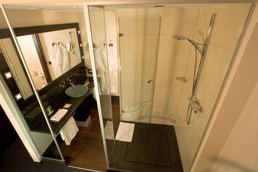 慕尼黑菲林明酒店 - 慕尼黑 - 浴室