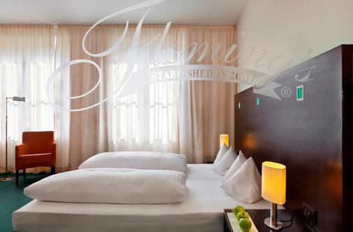 慕尼黑菲林明酒店 - 慕尼黑 - 睡房