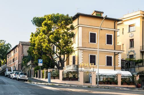 苏里尔酒店 - 罗马 - 建筑