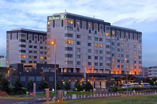 希尔顿巴黎戴高乐机场酒店 - 鲁瓦西昂法兰西 - 建筑