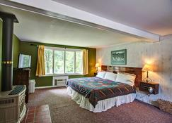 霍布诺布宾馆 - 斯托 - 睡房
