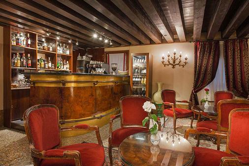 德埃珀卡圣卡希亚诺酒店 - 威尼斯 - 酒吧