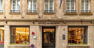 圣玛洛马林斯原创酒店 - 圣马洛 - 建筑