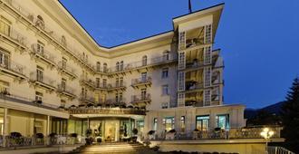 施泰根贝格尔丽城大饭店 - 达沃斯 - 建筑