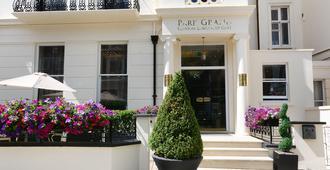伦敦兰开斯特盖特格兰德公园酒店 - 伦敦 - 建筑