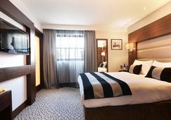 伦敦尊贵帕丁顿海德公园酒店 - 伦敦 - 睡房