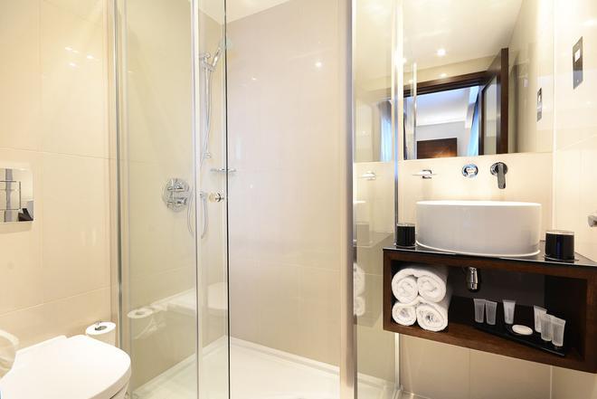 伦敦兰开斯特盖特格兰德公园酒店 - 伦敦 - 浴室