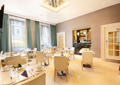 伦敦尊贵帕丁顿海德公园酒店 - 伦敦 - 餐馆