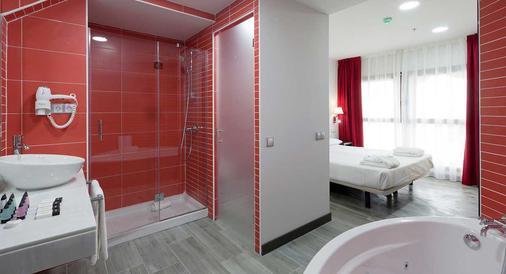 多姆拉斯塔姆拉斯酒店 - 马德里 - 浴室