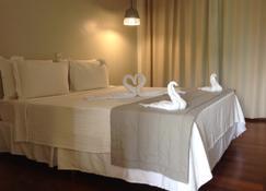 泰尔瑞斯旅馆 - 马拉戈日 - 睡房