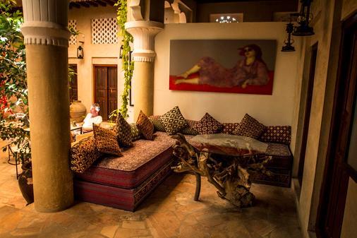 Xva 艺术酒店 - 迪拜 - 阳台