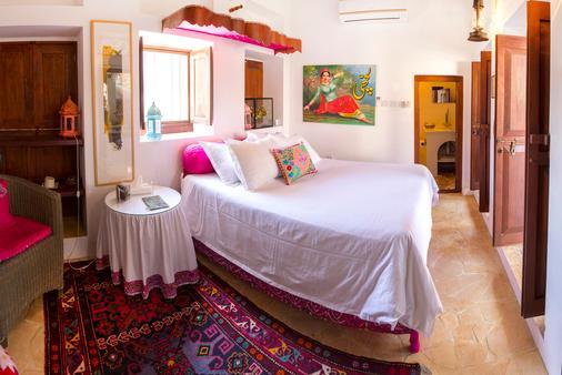 Xva 艺术酒店 - 迪拜 - 睡房