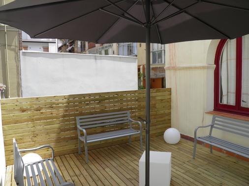 波纳威斯塔BCN城市旅馆 - 巴塞罗那 - 露台