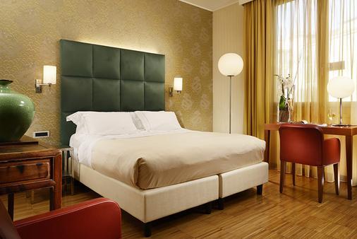 恩特普莱斯设计精品酒店 - 米兰 - 睡房