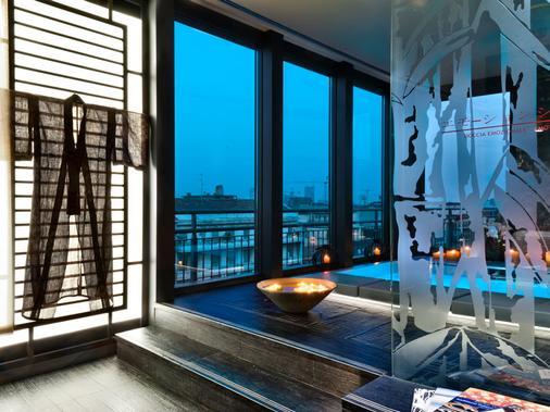 恩特普莱斯设计精品酒店 - 米兰 - 水疗中心