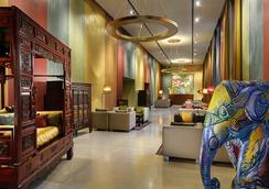 恩特普莱斯设计精品酒店 - 米兰 - 休息厅