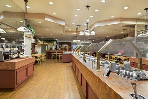 华美达温德姆基西米休闲酒店 - 基西米 - 自助餐