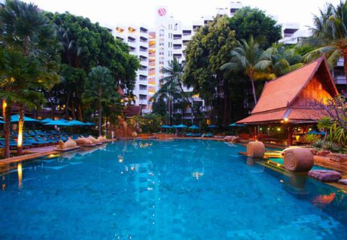 芭堤雅万豪度假酒店 - 芭堤雅 - 游泳池