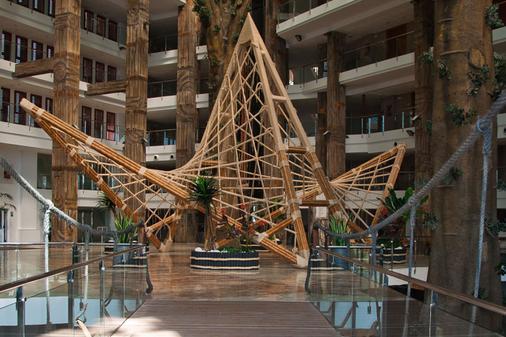 Holiday World Premium Resort - Benalmádena - 露台