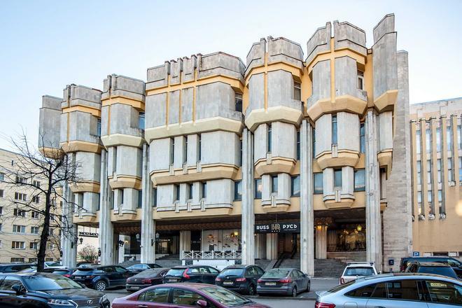 圣彼得堡鲁斯酒店 - 圣彼德堡 - 建筑