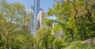 纽约艾塞克斯豪斯jw万豪酒店 - 纽约 - 建筑