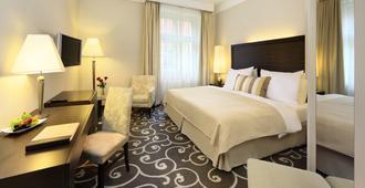 波西米亚大酒店 - 布拉格 - 睡房
