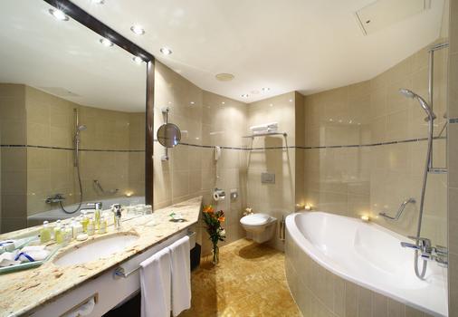 波西米亚大酒店 - 布拉格 - 浴室