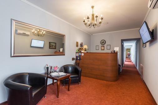 索洛潘诺拉马酒店 - 圣彼德堡 - 大厅