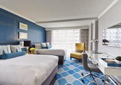 使馆区酒店 - 华盛顿 - 睡房