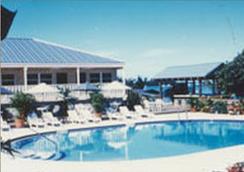 香蕉湾度假村 - 基韦斯特 - 游泳池