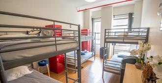 哥伦布环爵士旅舍 - 纽约 - 睡房