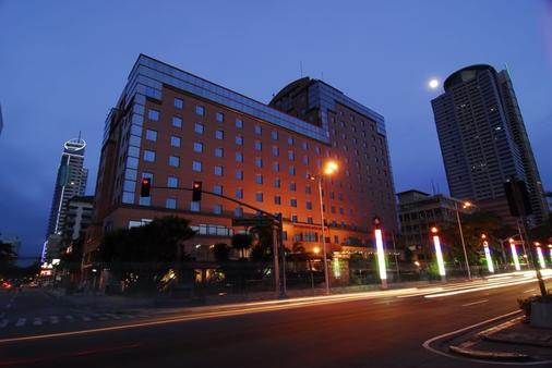 马尼拉湾景园酒店 - 马尼拉 - 建筑