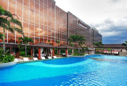马可西姆酒店 - Pasay - 建筑